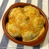 Caramelized Beetroot and Onion Tarte Tatin Recipe baking
