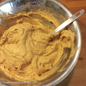 Spice Cookies Recipe batter