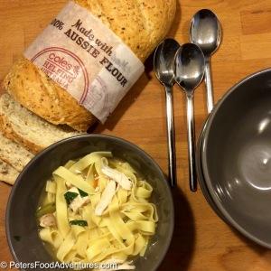 Timesaver Chicken Noodle Soup