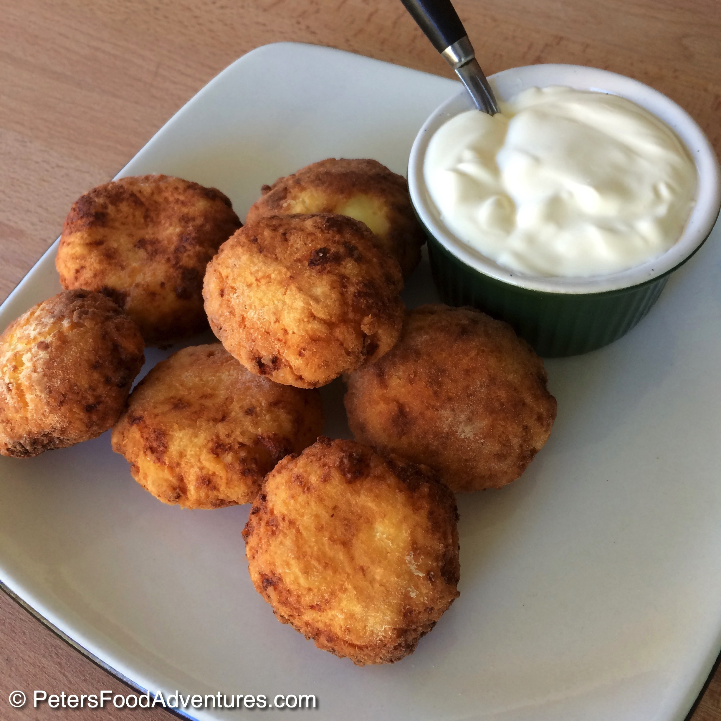 How to make syrniki peters food adventures how to make savoury syrniki ccuart Images