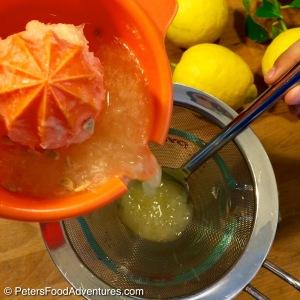 Sweet Lemon Iced Tea Lemon Juice