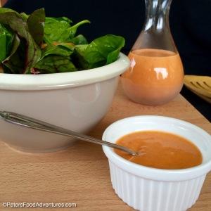 Creamy French Salad Dressing