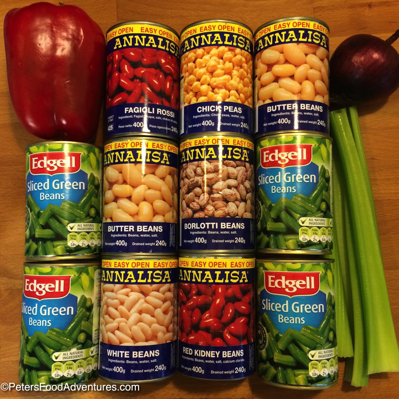7 bean salad recipe peters food adventures easy 7 bean salad recipe ingredients forumfinder Gallery