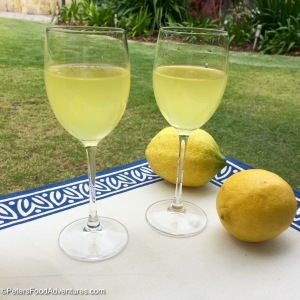A refreshing and delicious Italian digestivo. This homemade recipe is easier to make than you think. How to make Limoncello Liqueur