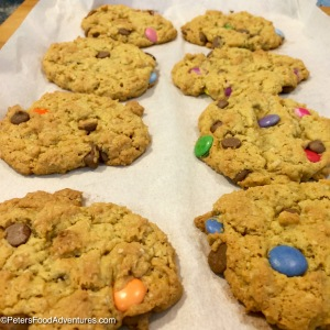 Monster Cookies Recipe - Enough To Feed A Small Army!