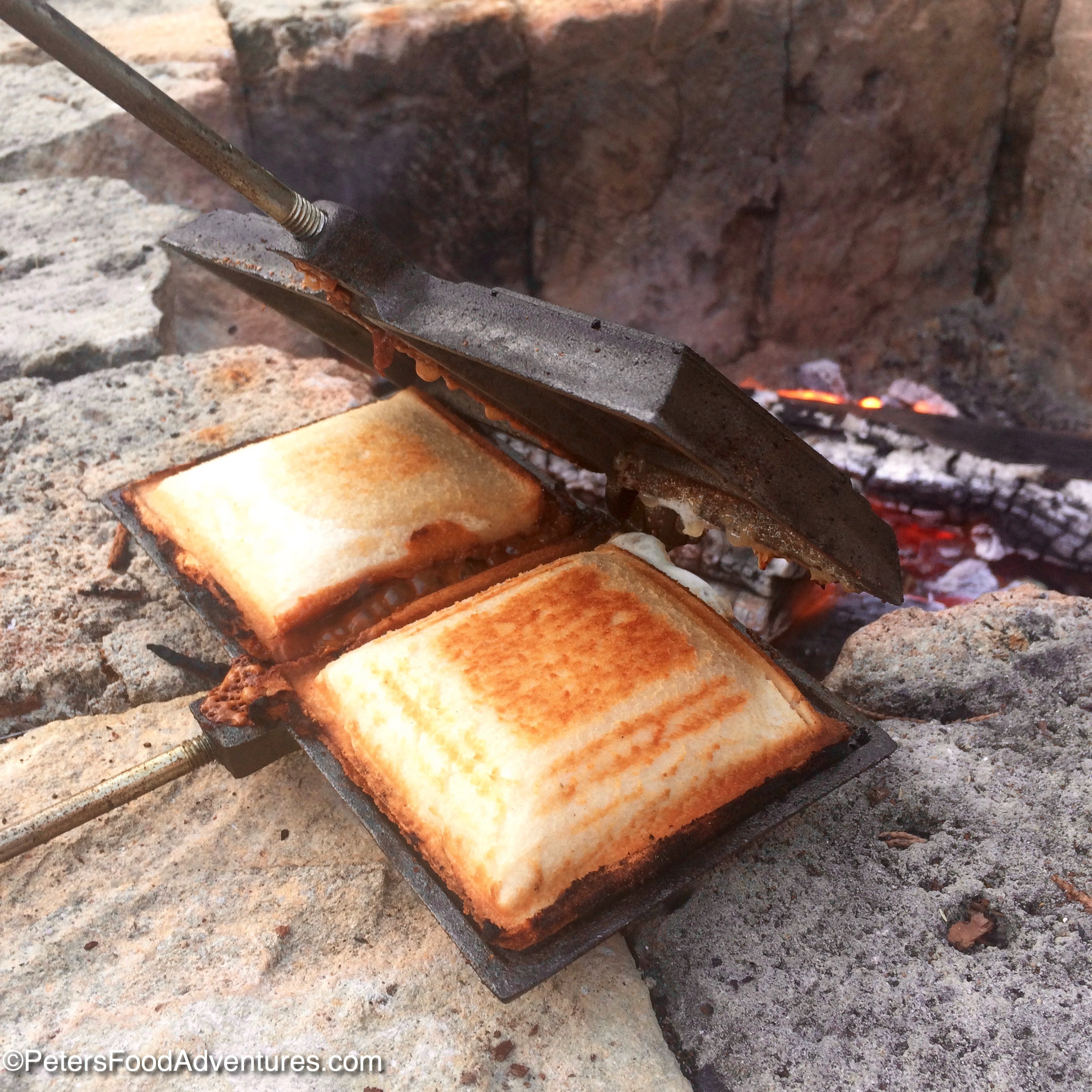 Top 10 Great Camping Recipes: Peter's Food Adventures