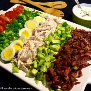 Cobb Salad Recipe - The Un-Salad