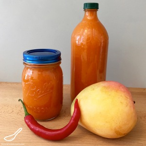 Sweet Mango Chilli Sauce
