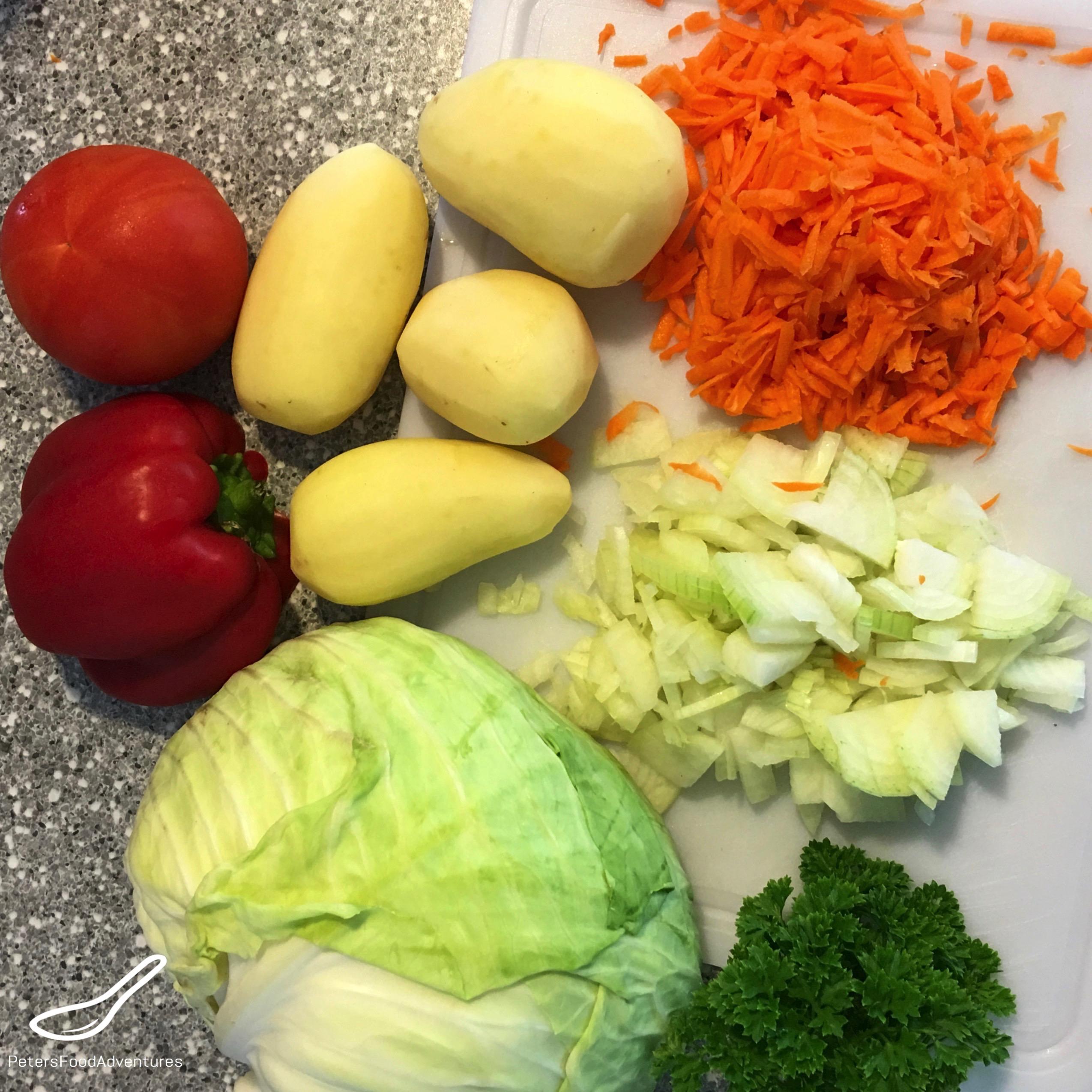 Shchi - Russian Cabbage Soup Recipe (Щи)