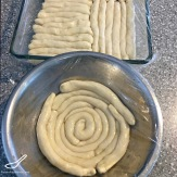 Lagman Recipe - Uyghur Noodle resting pasta