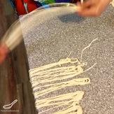 Lagman Recipe - Uyghur Noodle Stretching pulling