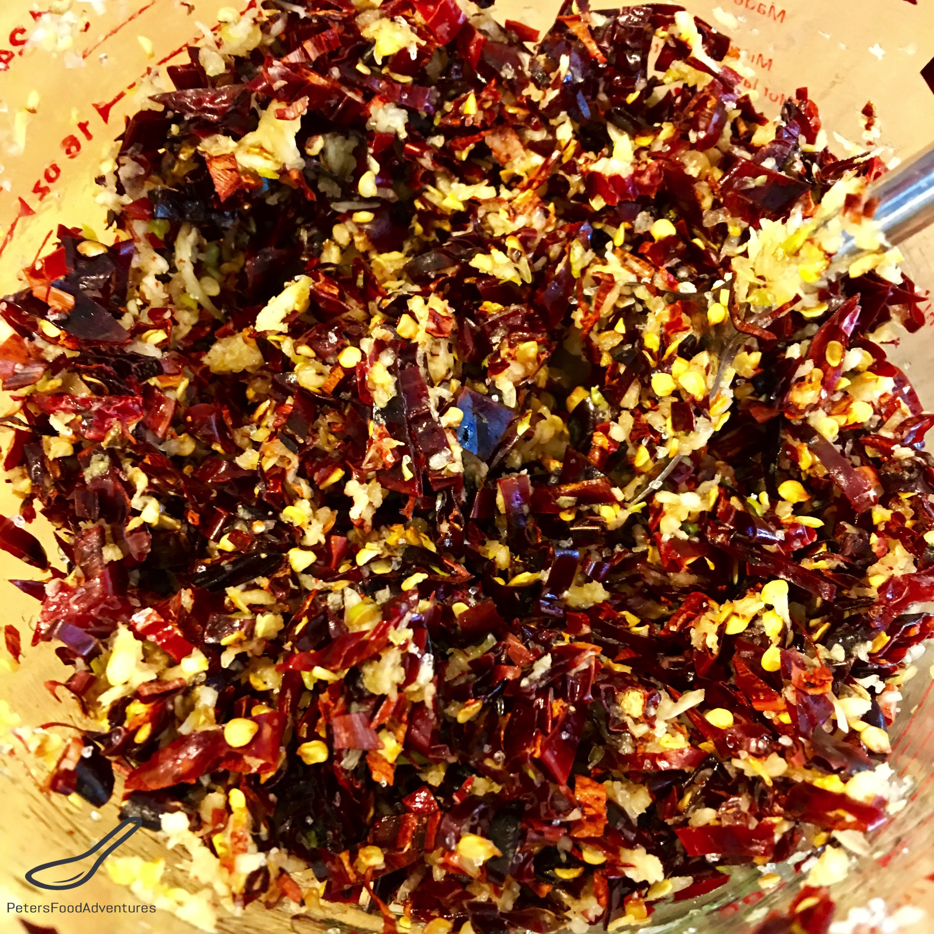 Laza Hot Sauce or Lazadzhan (Лазаджан)