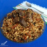 Palava Recipe or Plov (Плов)
